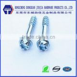 m4*18 zinc partial thread torx flange screws