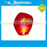2015 ECO flame resistant chinese sky lanterns sky lantern no fire