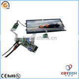 Automative lcd panel 12.3 inch LCD 1920X720 bar type TFT LCD with VGA and HDMI controler board                                                                                                         Supplier's Choice