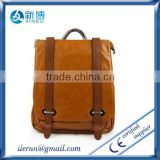 2014 Faux Leather Backpack Weekend Bag
