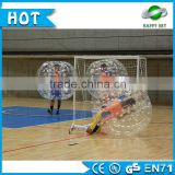 Hot football suit,inflatable body bumper ball for adult,human hamster ball for sale