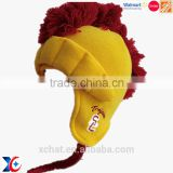 Hairwake Industrial and Trading Company custom embroidery logo knitted soldier hat beard hat hats