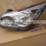 AUTO PARTS & CAR ACCESSORIES & CAR BODY PARTS CAR HEADLIGHT FOR HYUNDAI ACCENT / Sodaris / verna / solaris 2014 2015 2016