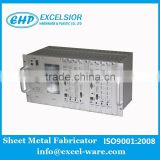 OEM metal fabrication manufacturer highest quality rack mount chassis located in ShenZhen