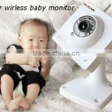 HVCAM wireless baby monitoring devices support iphone android view