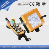 6 Buttons+ stop+start Tiller Wireless Industrial Radio Remote Control, popular sell in industrial area