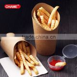 2015 280G Popular Cheap chips scoop cup Disposibel chip cupsDelicious French Fries Cup in Different Size