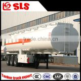 Ammonia transport tanker trailer, liquid nitrogen trailer, plastic oil tank with trailer