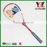 SGX570 new design aluminium&carbon squash racket/squash rackets for sale/squash