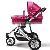 2016 Europe Brand New design Baby products 3-IN-1 Baby Stroller with Car seat