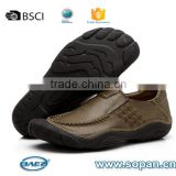 Five-fingers shoes Mens Genuine Leather Shoes Mens Casual Shoes Full-grain Leather Shoes