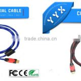 HDMI twisted pair PVC Gold BNC 1080HD