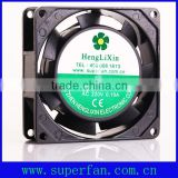 AC Axial flow fan 80*80*25mm 220-240v 2014 Best selling AC fan with CE/UL/RoHS/CCC certificates