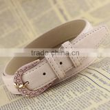 version of the paint unisex belt,Belts female candy color fashion belt ,woman belt