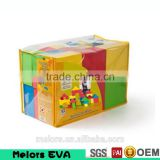 Melors Kids Preschool Educational Building block sets soft play toy bricks foam building blocks for kids toys houses