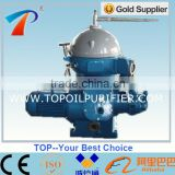 Series CYS oil water centrifuge removing oil grease and sludge cleanse plant