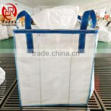 Flexible container big bag with PE sleeve liner/ bulk bag with cross conner loops/big bag with spout open