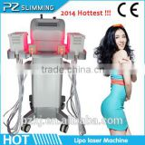 cold laser for fat loss health and medical equipment / lipolysis laser medical weight loss machine