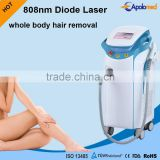 3 in 1 1064 Diode laser skin rejuvenation machine 755 alexandrite 808 diode laser hair removal
