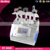 New products on the market ultrasonic cavitation machine price latest weight loss home cavitation machines for body face eyes