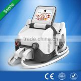 Sanhe Beauty ipl shr hair removal and skin rejuvenation with CE/ alma soprano xl shr