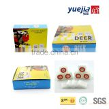 Deer Brand 1/4OZ 96% Pure Camphor Tablets/Blocks