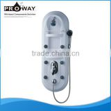 Hot and Cold Water Mixer Wall Mounted Shower Panel Smart Panel Shower