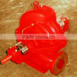 multistage split casing water pump