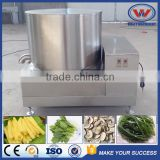 Factory price small stainless steel vegetable dewatering machine