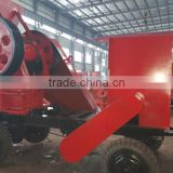 Motor/Diesel Engine Portable Jaw Crusher/ mobile jaw crusher/ removable jaw crusher competitive price Stable performance