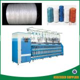 Cotton Yarn Making Machine Two Double Covering Ring Twister