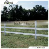 Fentech White Galvanized Wire Inside Animal Fence, cheap wire fence