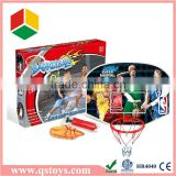 Good Quality basketball stand with Basketball and Air Pump