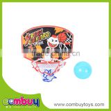 New design children sport toy plastic mini basketball hoop