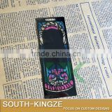 Customized Design Black Color Magic Bookmark