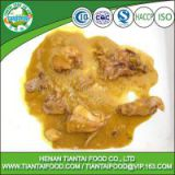 Factory price curry chicken in can