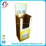 4C printing customized flooring dump bin display
