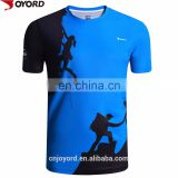 wholesale branded t-shirt with custom logo