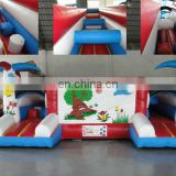 2011 hot inflatable fun city, inflatable fun park, entertainment playground