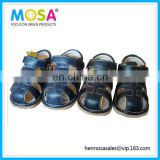 Branded New High Quality Infant Squeaky Sandals For Kids Boy Closed Toe