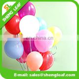 Printing latex balloon wholesales cheap non latex shaped balloons