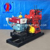 XY-200 Hydraulic water well drilling rig machine for drill rock