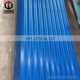 Corrugated Steel Sheet Metal roofing sheet Hot dip Galvanized Zinc coated