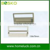 Hot sale office furniture fitting plastic furniture fitting