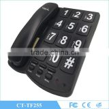 basic one-touch memory big button telephone for blind people