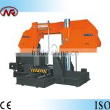 China Hydraulic Horizontal band saw machine/for cut aluminium aloy saw machine