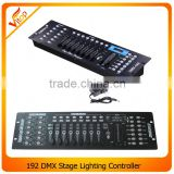 192 lighting controller dmx, mini stage lighting dj controller                                                                         Quality Choice