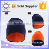 China Online Shopping Selling Hat Beanie / Custom Reversible 100 Acrylic Slouchy Beanie                                                                         Quality Choice