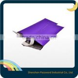 Purple Poly Bubble Material EMS poly bubble mailer plastic bubble mailer