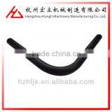 OEM ISO 9001 custom cnc bending powder coating sheet metal structure hand crank parts fabricator service